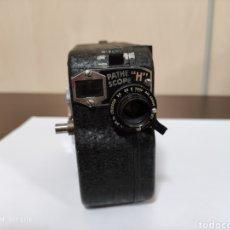 Antigüedades: CÁMARA DE CINE PATHE SCOPE H.AÑO 1937. Lote 256015850