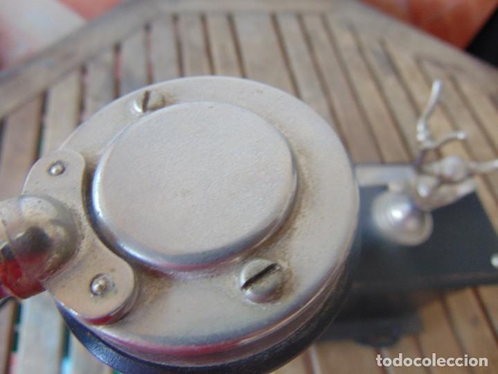 Teléfonos: ANTIGUO TELEFONO MARCADO POST BP DFE AP 300 , CON MANIVELA Y TECLADO OCULTO - Foto 22 - 256016720