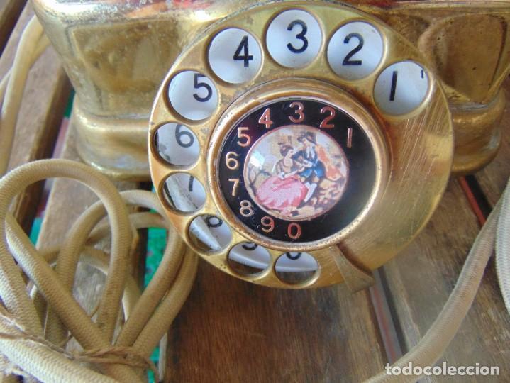 Teléfonos: ANTIGUO TELEFONO MARCADO CITESA MALAGA 8000 AC NTE S- 40075 - Foto 2 - 256017700