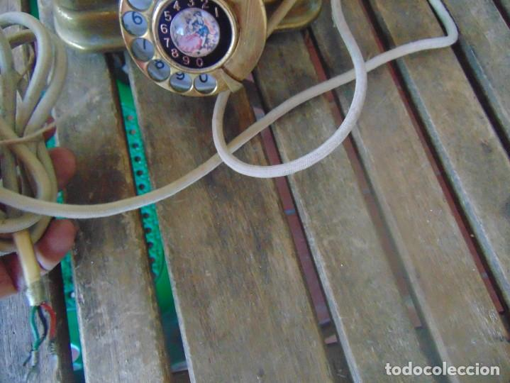 Teléfonos: ANTIGUO TELEFONO MARCADO CITESA MALAGA 8000 AC NTE S- 40075 - Foto 3 - 256017700