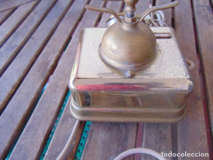 Teléfonos: ANTIGUO TELEFONO MARCADO CITESA MALAGA 8000 AC NTE S- 40075 - Foto 12 - 256017700