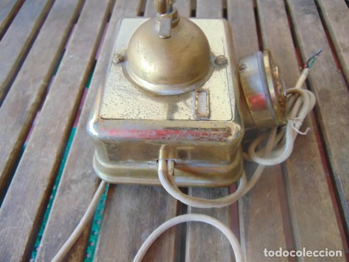 Teléfonos: ANTIGUO TELEFONO MARCADO CITESA MALAGA 8000 AC NTE S- 40075 - Foto 13 - 256017700