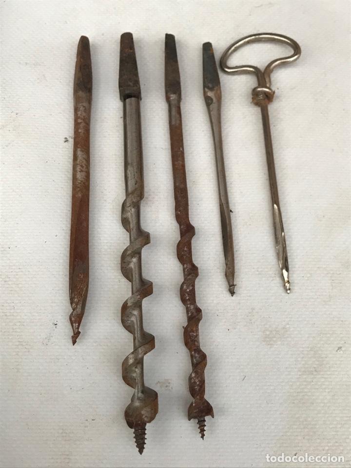 HERRAMIENTAS ANTIGUAS (Antigüedades - Técnicas - Herramientas Profesionales - Carpintería )