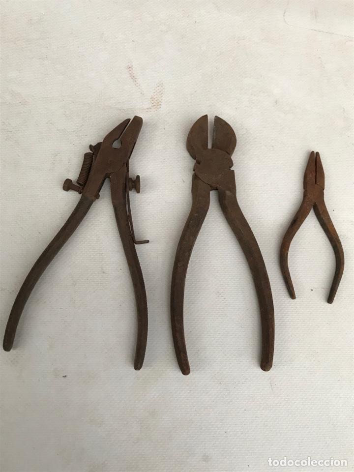 HERRAMIENTAS ANTIGUAS (Antigüedades - Técnicas - Herramientas Profesionales - Mecánica)