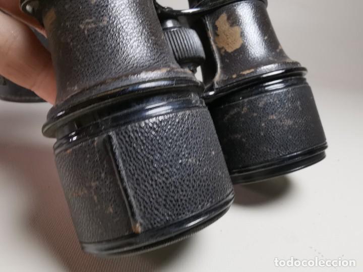 Antigüedades: ANTIGUOS BINOCULARES PRISMATICOS BRONCE SIN MARCAJE CIRCA 1900-----REF-MO - Foto 26 - 256060920