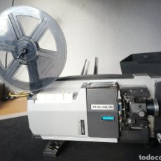 Antigüedades: PROYECTOR MAGNON 800 INSTDUAL ZRS 8MM. Lote 257302955