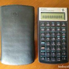 Antigüedades: CALCULADORA HP 10BII+ HEWLETT PACKARD FINANCIAL CALCULATOR FINANCIERA HP10BII + HP10BII+ FUNCIONANDO. Lote 257321525