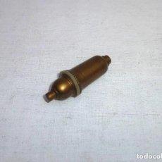 Antigüedades: ANTIGUO INTERRUPTOR PULSADOR DE PLASTICO TIPO PERA.. Lote 257458570