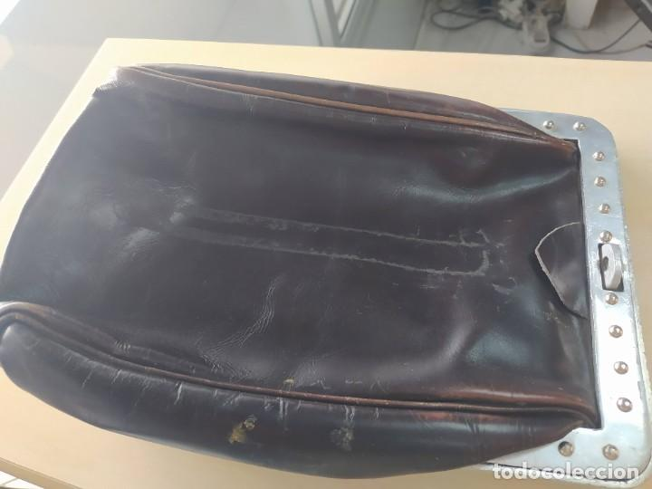 Antigüedades: Bolsa de Recaudación Banco Hispano Americano - Foto 4 - 257722055