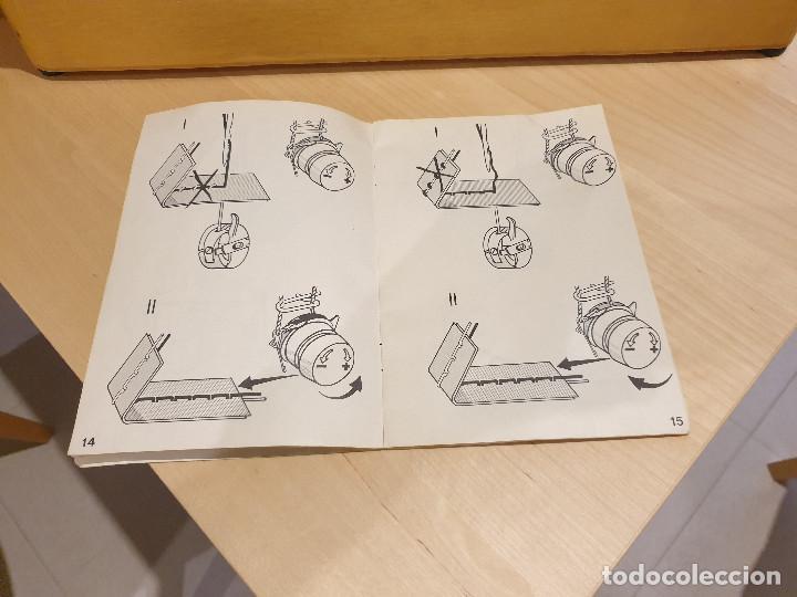 Antigüedades: Máquina de coser eléctrica Alfa - Foto 5 - 257725085