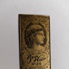 Antigüedades: HOJA DE AFEITAR - BEN-HUR N°20 - HOJA CON FUNDA. Lote 257927010