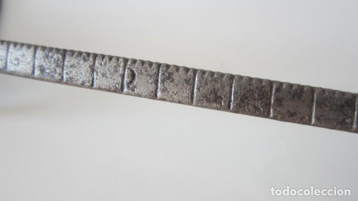 Antigüedades: ANTIGUA ROMANA BALANZA BÁSCULA - Foto 11 - 258117665
