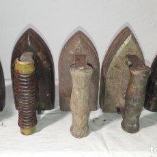 Oggetti Antichi: LOTE DE PLANCHAS ANTIGUAS. Lote 258311020