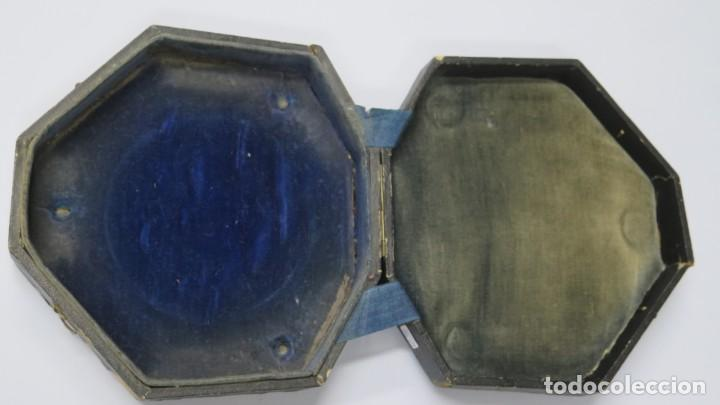 Antigüedades: CUADRANTE SOLAR NAUTICO. RELOJ DE SOL. BOUCART. PARIS - Foto 10 - 259013030
