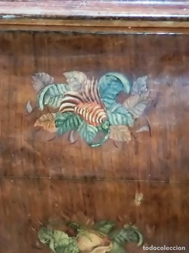 Antigüedades: Antigua máquina de coser CIMA, Estarta y Ecenarro, 1940 - Con mueble excepcional - Foto 11 - 259323615