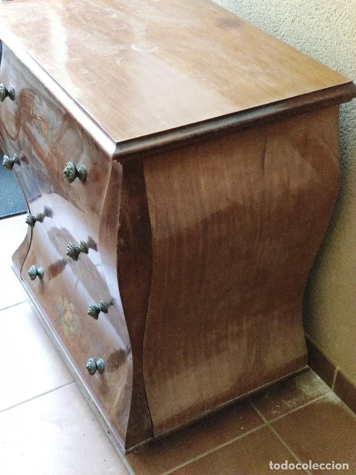 Antigüedades: Antigua máquina de coser CIMA, Estarta y Ecenarro, 1940 - Con mueble excepcional - Foto 22 - 259323615