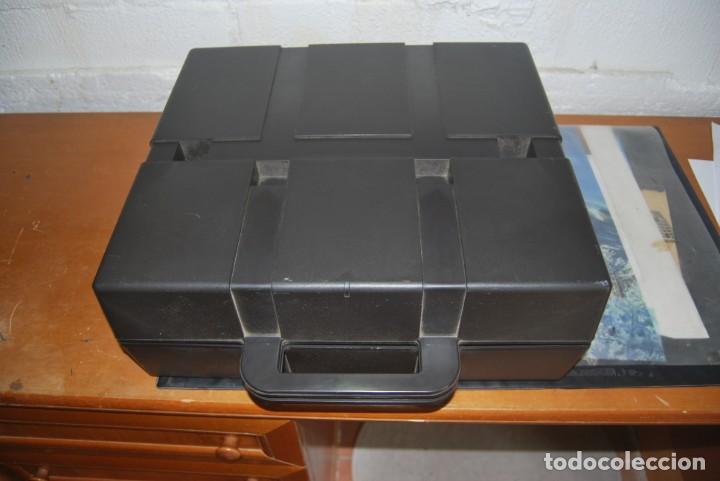 Antigüedades: maquina de escribir olivetti en perfecto estado - Foto 14 - 259707555