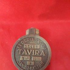 Antigüedades: ANTIGUO CONTADOR DE AGUA TAVIRA. Lote 259993830