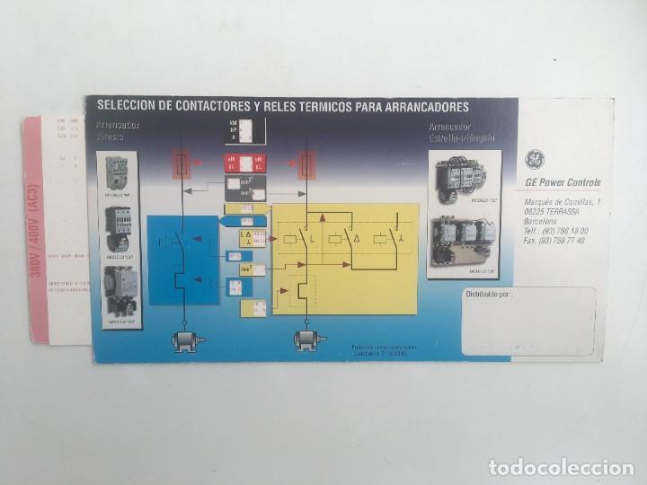 Antigüedades: Reglas calculo 3, Motores eléctricos y calculo instal - Foto 2 - 259999045