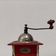 Antigüedades: ANTIGUO MOLINILLO DE CAFÉ MARCA PEUGEOT FRERES. Lote 164166406