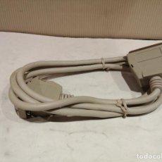 Antigüedades: ANTIGUO CABLE CONECTOR PC BUEN ESTADO VER FOTOS. Lote 260477195
