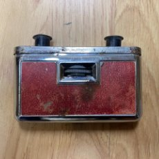 Antigüedades: ANTIGUOS PRISMÁTICOS LENIS JAPAN. Lote 260584385
