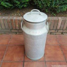 Antigüedades: PRECIOSA CANTARA LECHERA GRANDE - LARSA. Lote 260737790