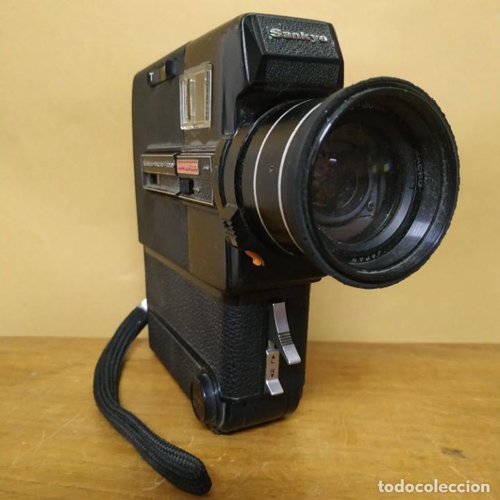 Antigüedades: Sankyo MACRO-FOCUS Super 8 MF 303 - JAPAN - Foto 4 - 260810965