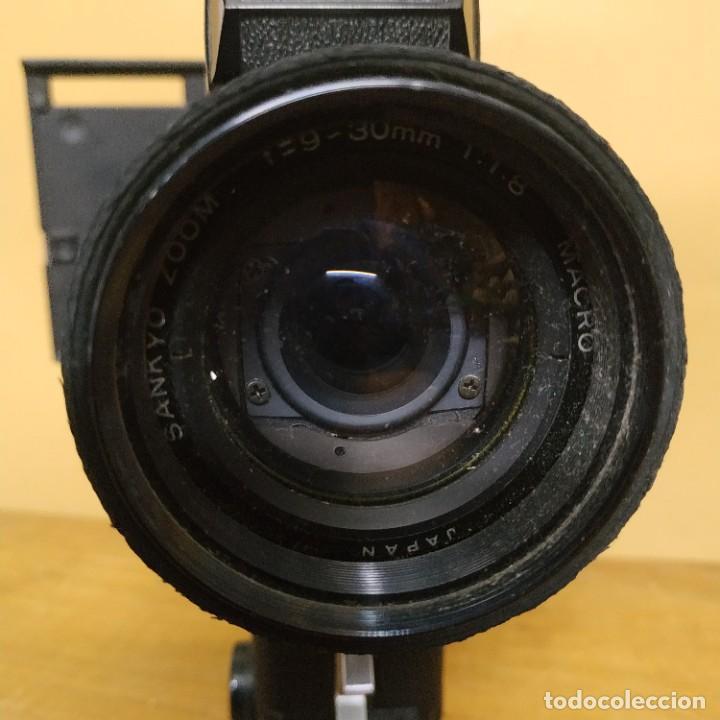 Antigüedades: Sankyo MACRO-FOCUS Super 8 MF 303 - JAPAN - Foto 8 - 260810965