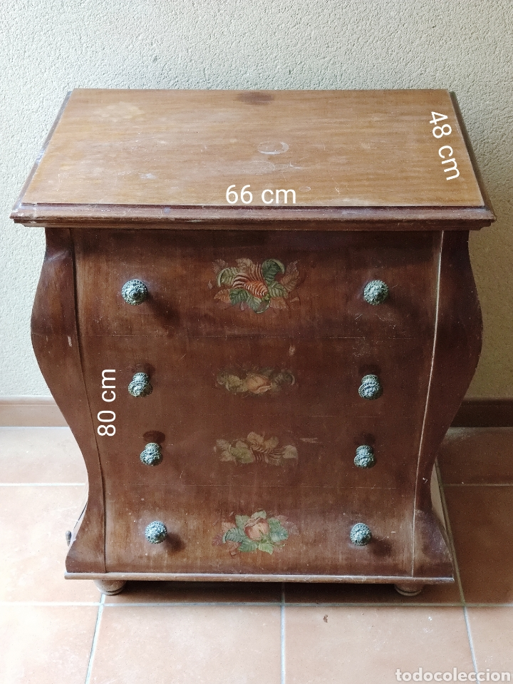 Antigüedades: Antigua máquina de coser CIMA, Estarta y Ecenarro, 1940 - Con mueble excepcional - Foto 26 - 259323615