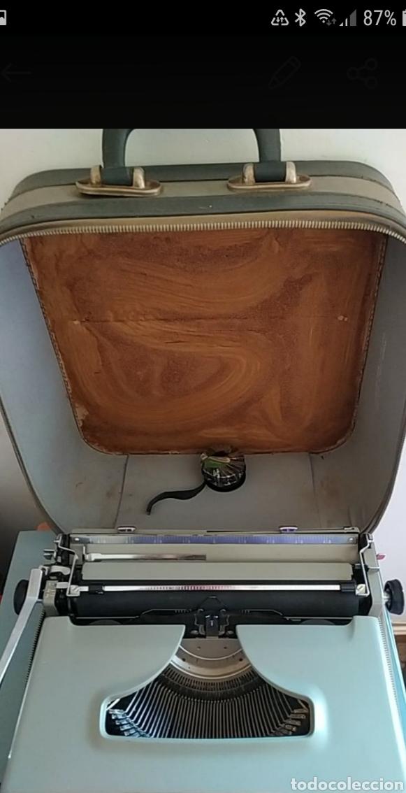 Antigüedades: Maquina escribir Remington Travel Riter Deluxe - Foto 3 - 261205345