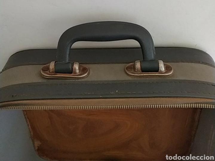 Antigüedades: Maquina escribir Remington Travel Riter Deluxe - Foto 8 - 261205345