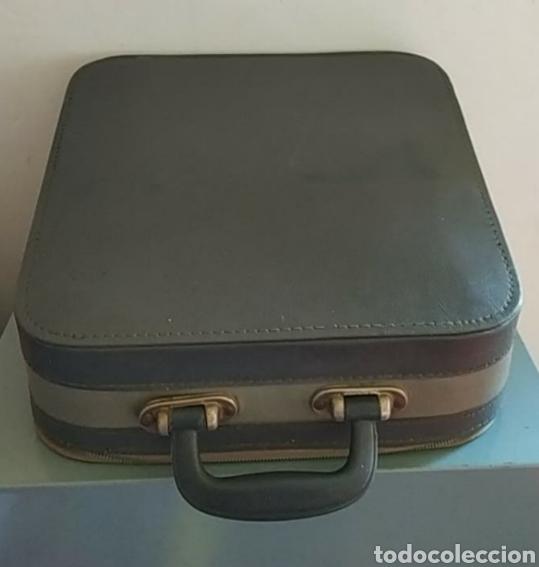 Antigüedades: Maquina escribir Remington Travel Riter Deluxe - Foto 10 - 261205345