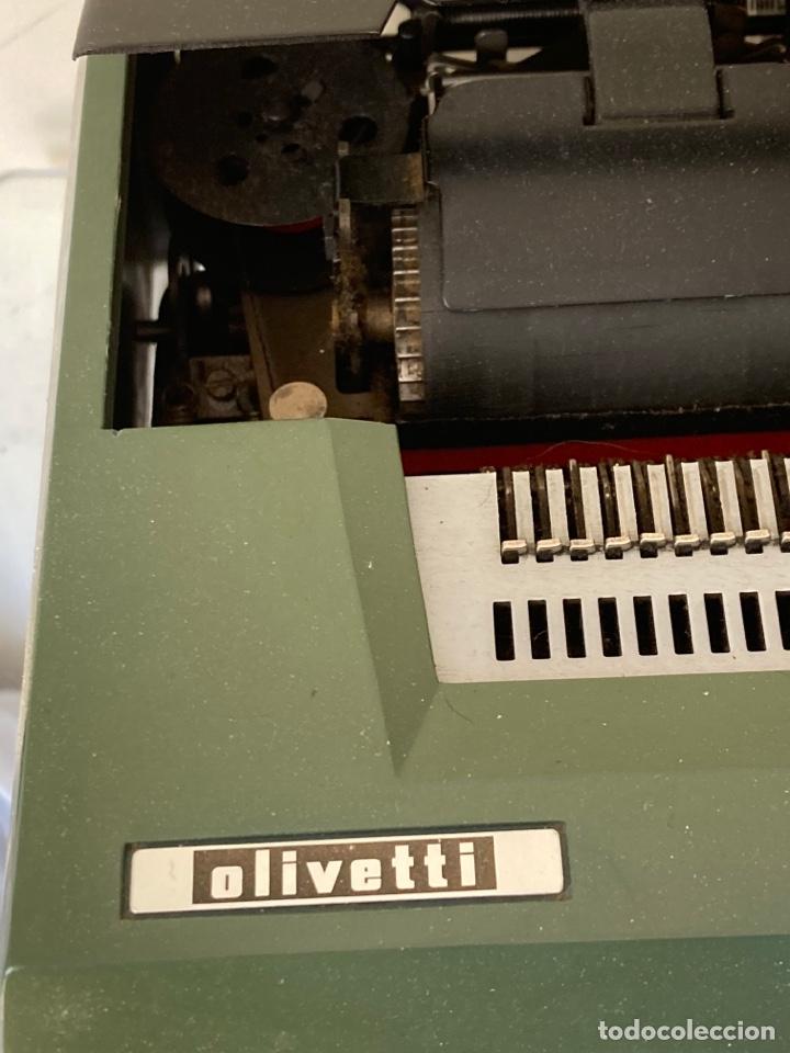 Antigüedades: Antigua calculadora de mesa olivetti - Foto 5 - 261254920