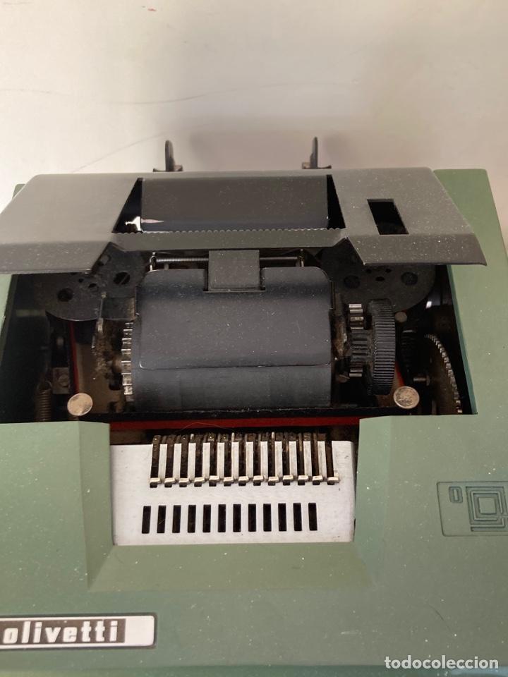 Antigüedades: Antigua calculadora de mesa olivetti - Foto 6 - 261254920