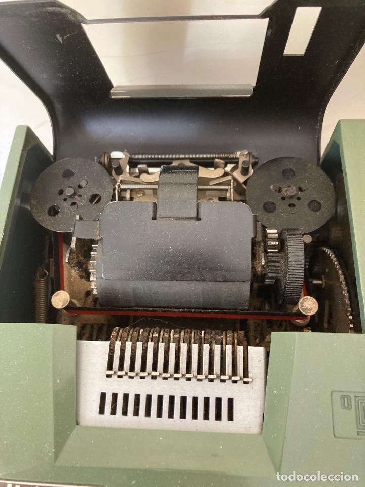 Antigüedades: Antigua calculadora de mesa olivetti - Foto 7 - 261254920