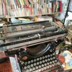 Antigüedades: UNDERWOOD STANDAR TYPEWRITER MUY BIEN CONSERVADA. Lote 261539020