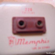 Antigüedades: TRANSFORMADOR CORRIENTE LUZ 125 V 220 V 750 W MEMPHIS FUNCIONA. Lote 261620540