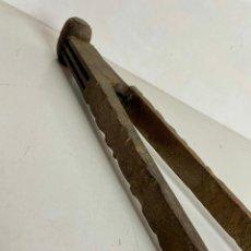 Antigüedades: COMPÁS CANTERO EN FORJA, SIGLO XVII - XVIII. Lote 261678830