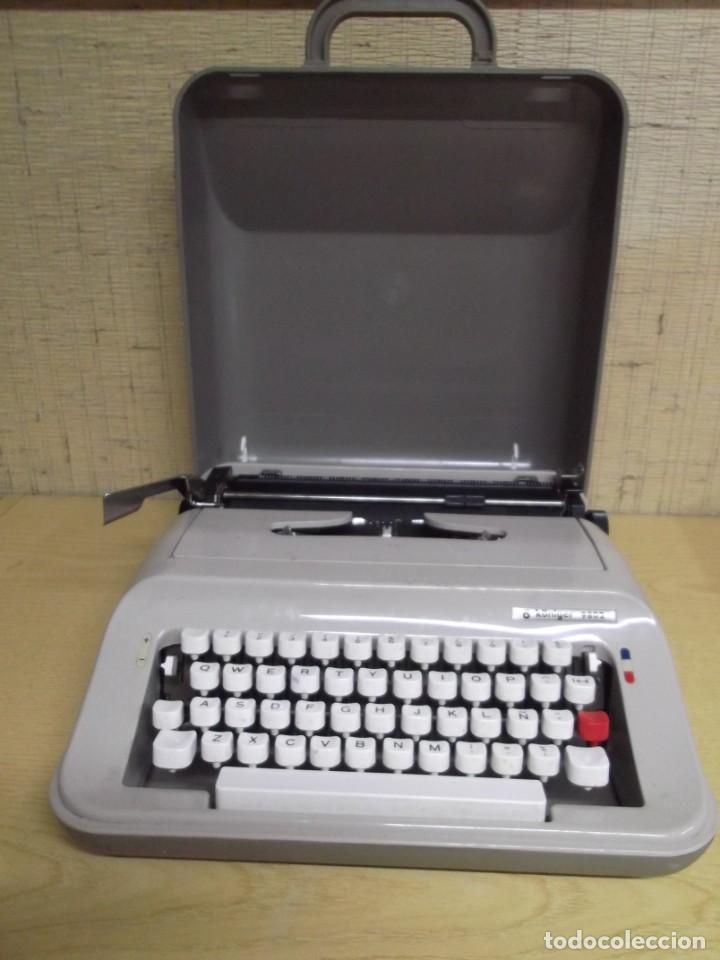 Antigüedades: Maquina de escribir Ö Königer 9802. - Foto 7 - 261832815