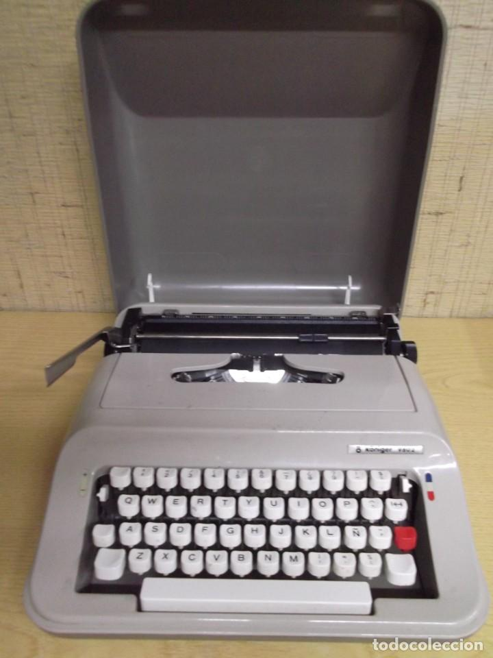 Antigüedades: Maquina de escribir Ö Königer 9802. - Foto 2 - 261832815
