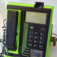 Teléfonos: CABINA TELEFÓNICA TÍPICA TELÉFONOS BAR AÑOS 80 90. TELEFÓNICA. 2,6KG. Lote 261868235