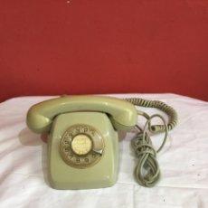 Teléfonos: TELÉFONO ANTIGUO CITESA - MÁLAGA .COLOR GRIS .VER FOTOS. Lote 261872130