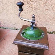 Antigüedades: MOLINILLO DE CAFÉ ELMA.. Lote 261909995