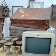Antigüedades: PANTALLA DE COMPUTADOR IBM. Lote 262023540