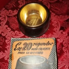 Antiquités: CAZO ELÉCTRICO CARPI PARA AFEITAR CON INSTRUCCIONES SIN USAR. Lote 262031355