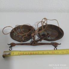 Antigüedades: MINI BALANZA. Lote 262073385