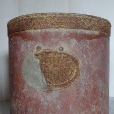 Antigüedades: MEDIDA DE PESO DOBLE DECALITRO. Lote 243241895