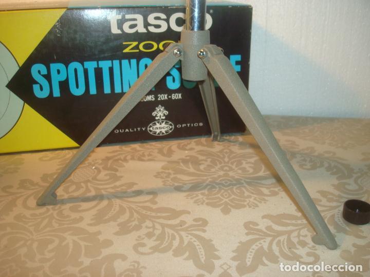 Antigüedades: tasco 18 e 20x 60x 1977 en caja - Foto 4 - 262183125