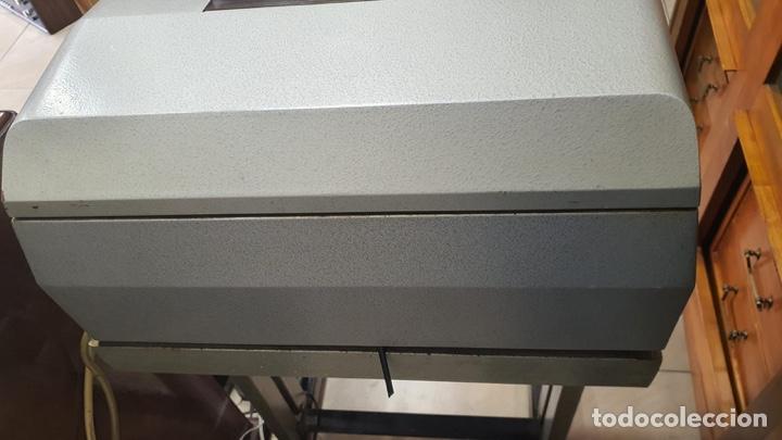 Antigüedades: Antiguo teletipo fabricación española, solo recogida en tienda - Foto 5 - 262216085